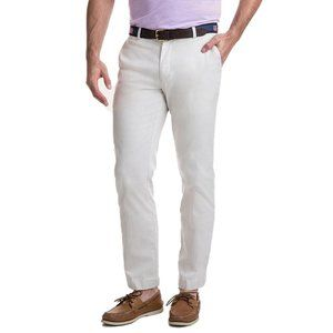 Vineyard Vines Men's Stretch Breaker Pants Khaki